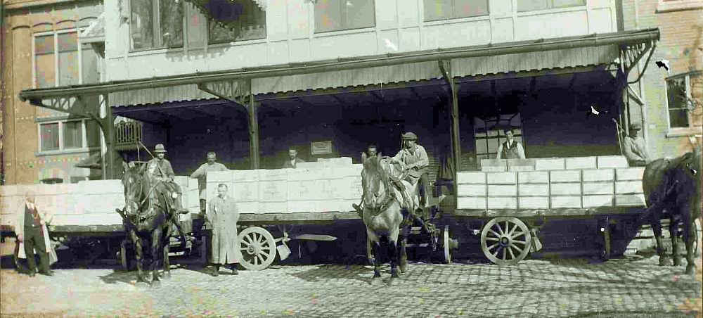 Zeepfabriek Dobbelman Nijmegen (1930)